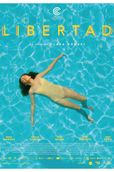 affiche Libertad